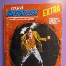 Cómics: AQUI BARRACUDA Nº 14 VERTICE TACO ¡¡¡¡MUY BUEN ESTADO !!!. Lote 110140819