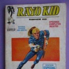 Cómics: RAYO KID Nº 7 VERTICE TACO ¡¡¡¡NORMAL/ BUEN ESTADO !!!. Lote 110142387