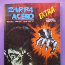 Cómics: ZARPA DE ACERO Nº 6, VERTICE TACO ¡¡¡¡ MUY BUEN ESTADO !!!. Lote 110142971