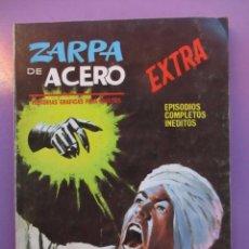 Cómics: ZARPA DE ACERO Nº 9, VERTICE TACO ¡¡¡¡ BASTANTE BUEN ESTADO !!!. Lote 110143367