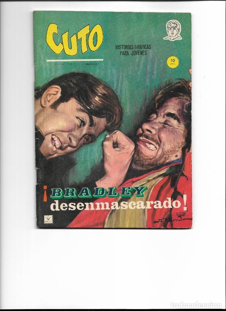 CUTO. Nº 3. VERTICE (Tebeos y Comics - Vértice - Grapa)