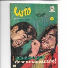 Cómics: CUTO. Nº 3. VERTICE. Lote 110160203