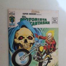 Cómics: SUPER HEROES EL MOTORISTA FANTASMA. V 2 Nº 14. VERTICE.. Lote 110181191
