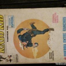 Cómics: COMIC RAYO KID NÚMERO 4 MÁS 2 COMIC DE REGALO NAMOR VER FOTOS. Lote 110256083