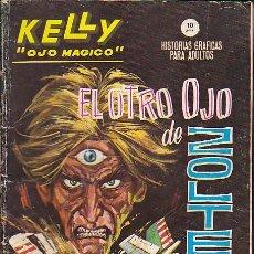 Cómics: COMIC COLECCION KELLY OJO MAGICO Nº 8 FORMATO GRAPA. Lote 110462931