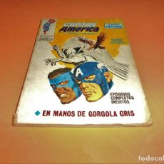 Cómics: VERTICE. CAPITAN AMERICA.V.1. Nº 20. EN MANOS DE GORGOLA GRIS. ESTADO NORMAL. Lote 110555903