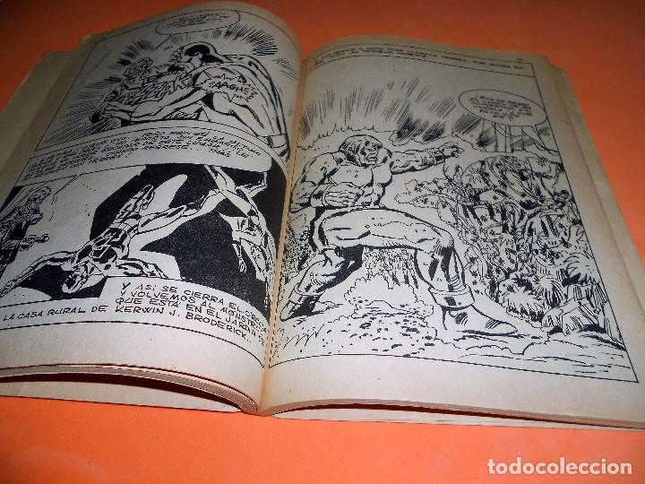 Cómics: VERTICE. DAN DEFENSOR. V.1 Nº 47. EL TERROR DE TITAN. ESTADO NORMAL. - Foto 4 - 110556343