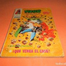 Cómics: VERTICE. THOR V. 1 Nº 2- QUE VENGA EL CAOS. ESTADO NORMAL . Lote 110556643