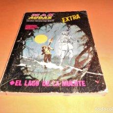 Cómics: VERTICE. MAX AUDAZ. V 1. Nº 20. 1969. EL LAGO DE LA MUERTE. ESTADO NORMAL. Lote 110570059