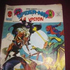 Comics: SPIDER-MAN Y LA VISION. V.2 Nº 48. MUNDI-COMICS. MARBEL COMICS GRUP.. Lote 110703947