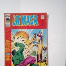 Cómics: LA MASA - VERTICE - VOLUMEN 3 -NUMERO 19 - BUEN ESTADO - CJ 82 - GORBAUD. Lote 110708823