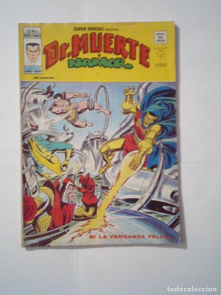 SUPER HEROES - VOLUMEN 2 - VERTICE - NUMERO 66 - VERTICE - JC 82 - GORBAUD (Tebeos y Comics - Vértice - Super Héroes)
