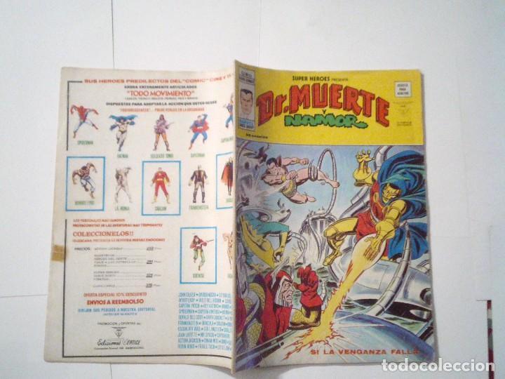 Cómics: SUPER HEROES - VOLUMEN 2 - VERTICE - NUMERO 66 - VERTICE - JC 82 - GORBAUD - Foto 5 - 110708935