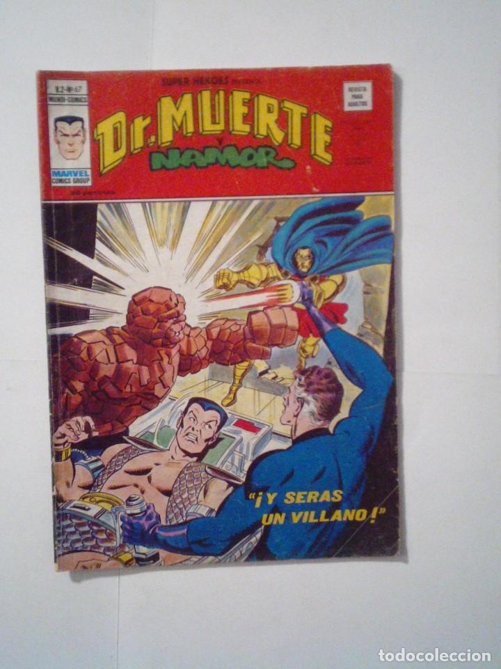 SUPER HEROES - VOLUMEN 2 - VERTICE - NUMERO 67 - VERTICE - BE - JC 82 - GORBAUD (Tebeos y Comics - Vértice - Super Héroes)