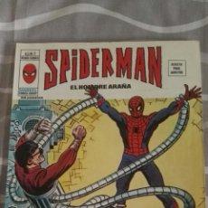 Comics: COMIC SPIDERMAN, V.3-N°2, CONTRA EL DOCTOR OCTOPUS, ED. VERTICE, 1973. Lote 110710284