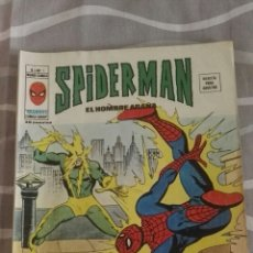 Cómics: COMIC SPIDERMAN, V.3-N°5, ¡LLEGA EL TERRIBLE ELECTRO!, ED. VERTICE. 1973. Lote 110710722