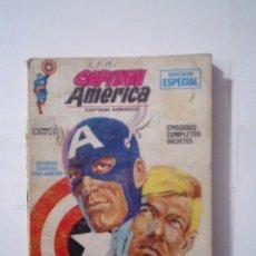 Cómics: CAPITAN AMERICA - VERTICE - VOLUMEN 1 - NUMERO 6 - CJ 72 - GORBAUD. Lote 110710879