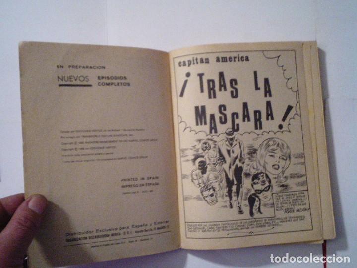 Cómics: CAPITAN AMERICA - VERTICE - VOLUMEN 1 - NUMERO 6 - CJ 72 - GORBAUD - Foto 3 - 110710879