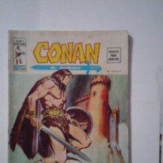 Cómics: CONAN EL BARBARO - VERTICE - VOLUMEN 1 - NUMERO 4 - CJ 77 - GORBAUD. Lote 110711495