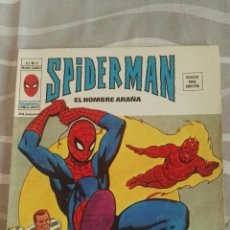 Cómics: COMIC SPIDERMAN, V.3-N°10, CONTRA EL ESCORPION, ED. VERTICE, 1973. Lote 110714168