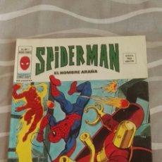 Cómics: COMIC SPIDERMAN, V.3-N°11, DONDE VUELA EL ESCARABAJO, ED. VERTICE, 1973. Lote 110714546