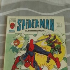 Cómics: COMIC SPIDERMAN, V.3-N°12, EL DUENDECILLO VERDE Y LOS GANSTERS, ED. VERTICE, 1973. Lote 110714800