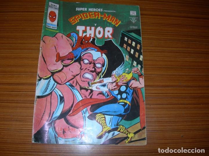 SUPER HEROES V.2 Nº 97 EDITA VERTICE (Tebeos y Comics - Vértice - Super Héroes)