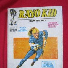 Cómics: RAYO KID Nº 7 VOL. 1 ¡CUIDADO CON RAYO KID! MARVEL COMICS VERTICE 1969 V.1 . Lote 110793007