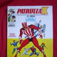 Cómics: LA PATRULLA X Nº 29 VOL. 1 ¡GUERRA EN EL MUNDO INFERIOR! MARVEL COMICS VERTICE 1969 V.1 MUY BUENO. Lote 110793871