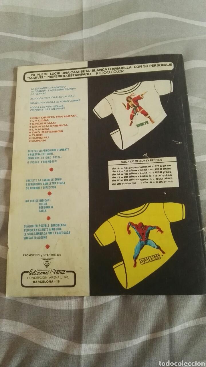 Cómics: Cómics Spiderman, V.3 N°14, ¡Devolvedme Mi Duendecillo!, Ed. Vertice, 1974 - Foto 4 - 110869550