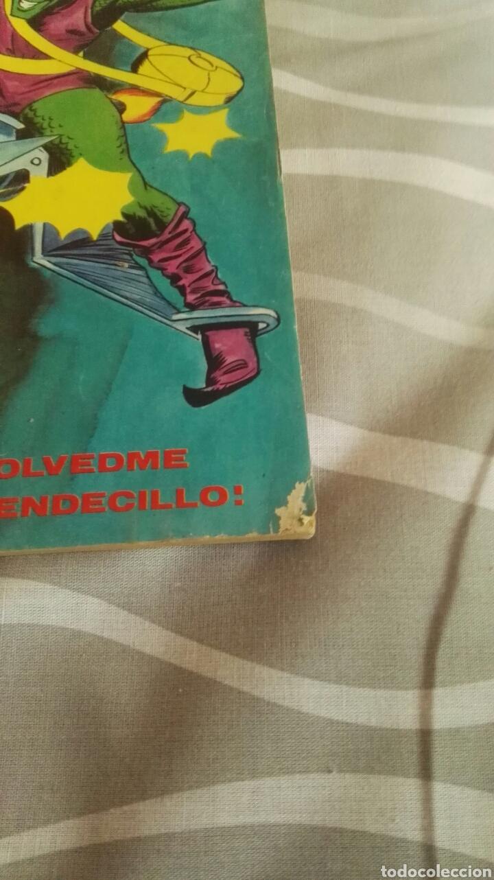 Cómics: Cómics Spiderman, V.3 N°14, ¡Devolvedme Mi Duendecillo!, Ed. Vertice, 1974 - Foto 5 - 110869550