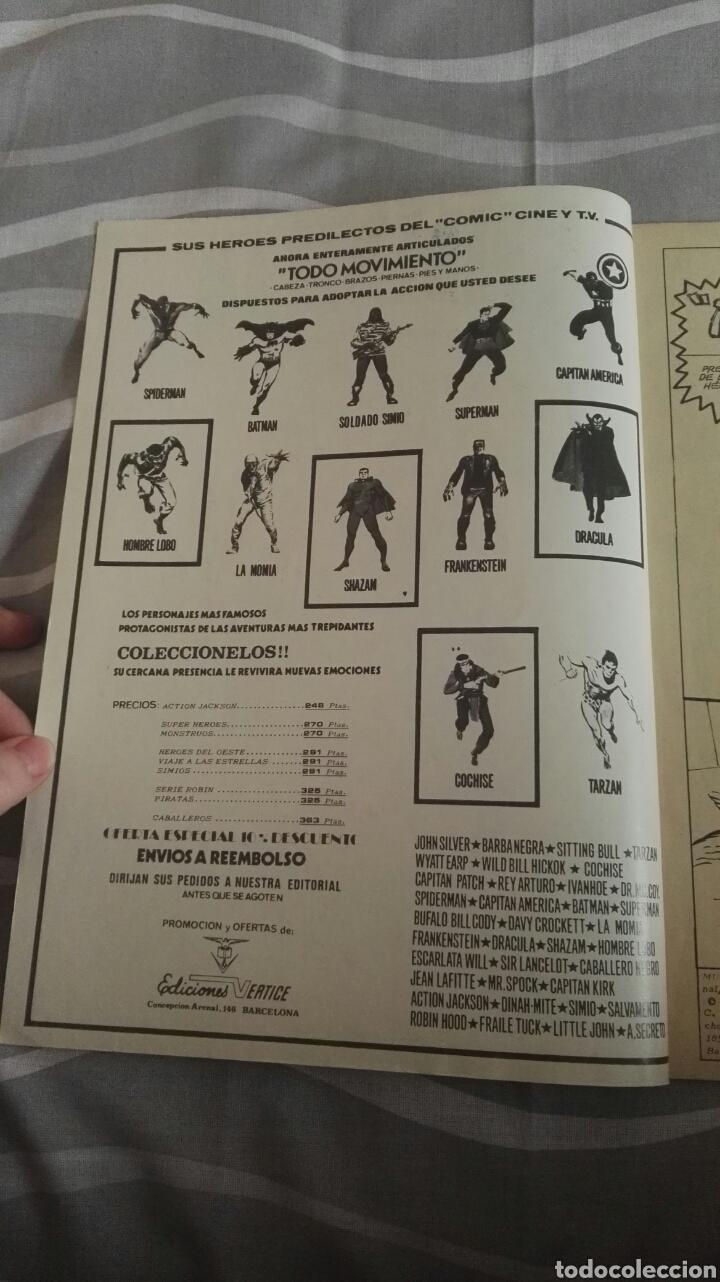 Cómics: Cómics Spiderman, V.3 N°16, ¡Un Hombre Furioso!, Ed. Vertice, 1974 - Foto 2 - 110871274
