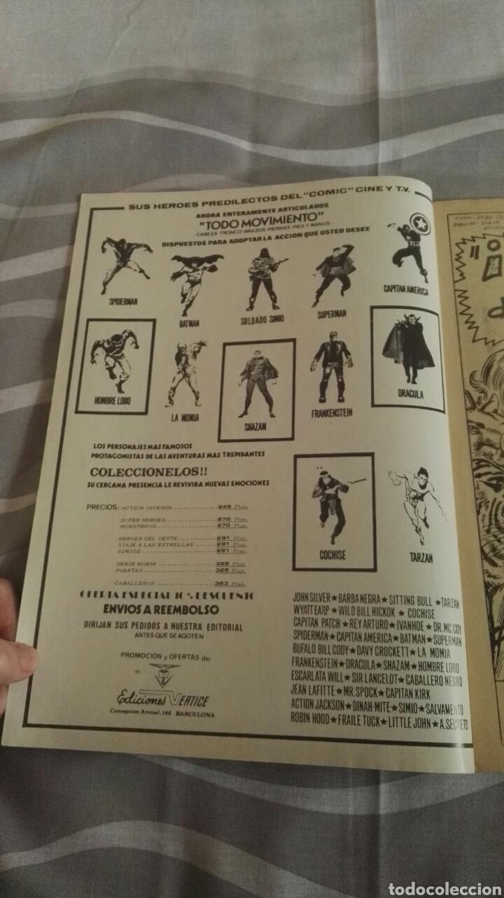 Cómics: Cómics Spiderman, V.3 N°17, ¡La Emoción De La Caza!, Ed. Vertice, 1974 - Foto 2 - 110871919
