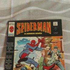 Cómics: CÓMICS SPIDERMAN, V.3 N°25, ¡PARKER CONTRA SPIDERMAN!, ED. VERTICE, 1974. Lote 110875884