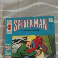 Cómics: CÓMICS SPIDERMAN, V.3 N°33, MISION: ¡APLASTARA JINGPIN!, ED. VERTICE, 1974. Lote 110879086