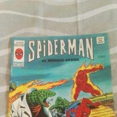Cómics: CÓMICS SPIDERMAN, V.3 N°36, EL FIN DE UNA VIDA, ED. VERTICE, 1974. Lote 110880259