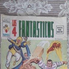 Cómics: LOS 4 FANTASTICOS - VOL 2 - Nº 7. Lote 110914911