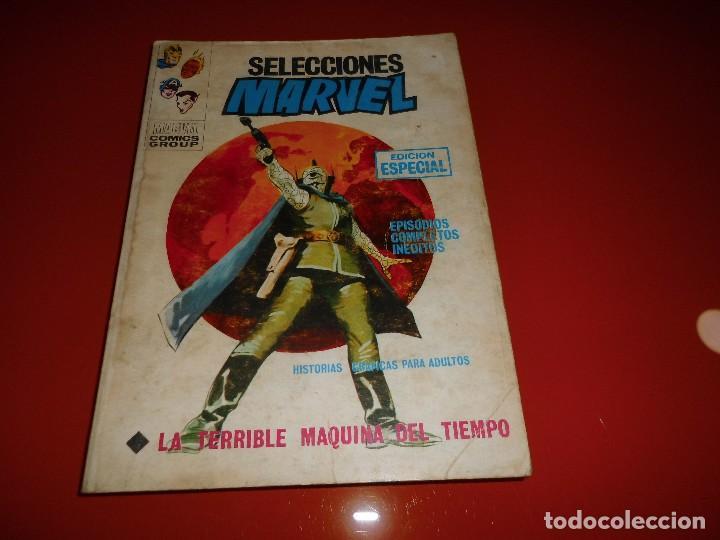 SELECCIONES MARVEL - EDICION ESPECIAL - VOL. 1 Nº 2 - VERTICE (Tebeos y Comics - Vértice - Otros)