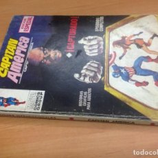 Cómics: COMIC CAPITAN AMERICA Nº 2 VOL 1 EDITORIAL VERTICE TACO /NO SALDO /SIN HOJAS SUELTAS. Lote 111113851