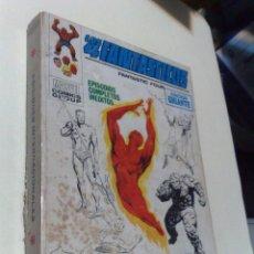 Cómics: LOS 4 FANTASTICOS, EDICIÓN GIGANTE Nº 2 (COMPLETO, ED. VERTICE ). Lote 111181655