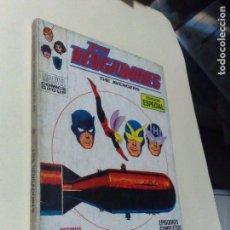 Cómics: LOS VENGADORES Nº 24 ( ED. VERTICE TACO COMPLETO). Lote 111341107