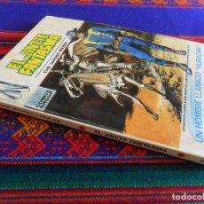 Cómics: VÉRTICE VOL. 1 EL JINETE FANTASMA Nº 4. 1973. 25 PTS. UN HOMBRE LLAMADO HURACÁN. RARO.. Lote 111344667