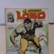 Cómics: EL HOMBRE LOBO VERTICE VOL. 1 Nº 1 LA NOCHE DEL LOBO HUMANO. Lote 111426319