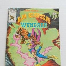 Cómics: SUPER HEROES LA COSA Y WUNDARR V.2 Nº 122 MUNDI COMICS VERTICE. Lote 111450231