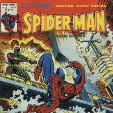 Cómics: SPIDERMAN- V-3- Nº 63 -B-¡DESTROZADO POR EL SHOCKER!-1980-ROSS ANDRU- BUENO-RARO-LEAN-7982. Lote 111630224