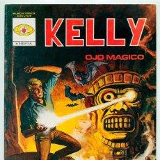 Cómics: KELLY OJO MÁGICO- Nº 1 -SENSACIONAL SERIE-MUNDICÓMICS-1981- GRAN SOLANO LÓPEZ-ESCASO-DIFÍCIL-8002. Lote 237681505