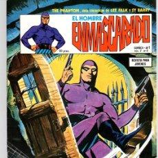 Cómics: EL HOMBRE ENMASCARADO. VOL. 2. Nº 9. EL RIVAL DEL HOMBRE ENMASCARADO. EL PRINCIPE EN LA CIUDAD. 1979. Lote 111883884