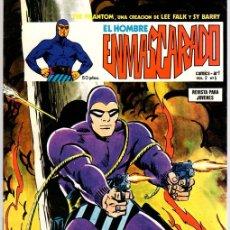 Cómics: EL HOMBRE ENMASCARADO. VOL. 2. Nº 5. EL HECHICERO. LOS BUITRES. 1979. Lote 111884030