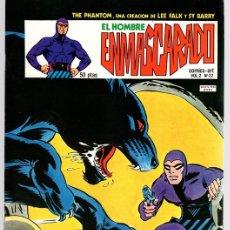 Cómics: EL HOMBRE ENMASCARADO. VOL. 2. Nº 22. EL GLADIADOR. EL RIVAL DEL HOMBRE ENMASCARADO. 1979. Lote 111884370
