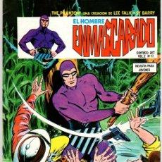Cómics: EL HOMBRE ENMASCARADO. VOL. 2. Nº 17. EL JUEGO DEL PRINCIPE RAGÓN. LAS MUCHACHAS PIRATAS. 1979. Lote 111884727